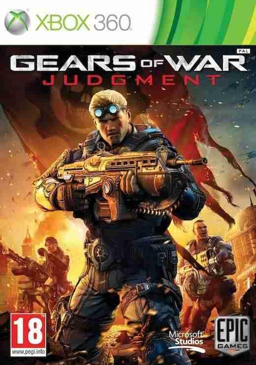 Descargar Gears Of War Judgment [MULTI2][Region Free][XDG3][REDUX] por Torrent